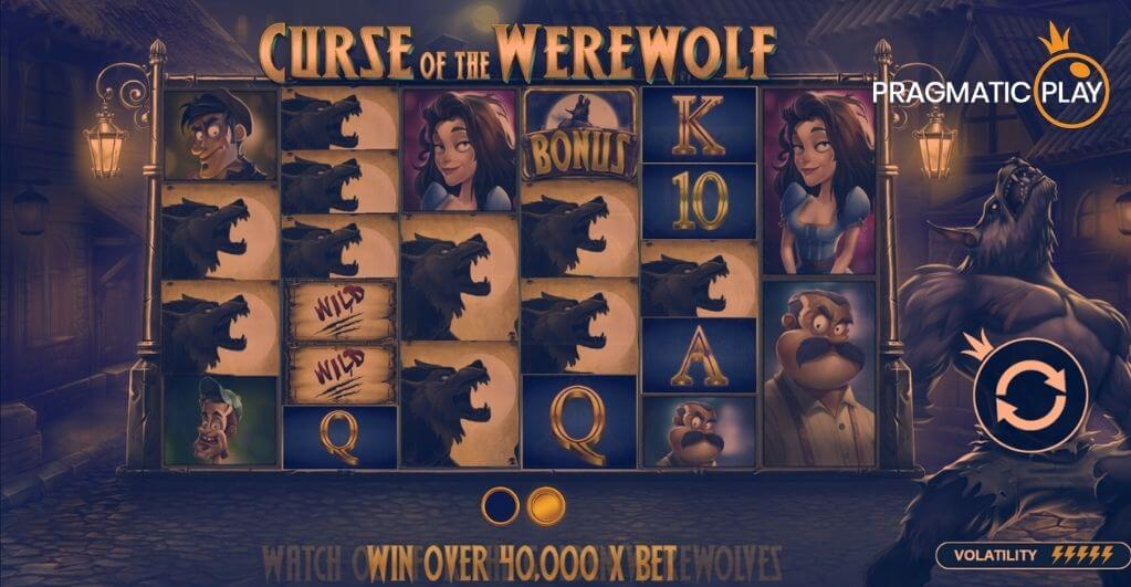 Pragmatic Play's Curse of the Werewolf Megaways Ready to Scare Players