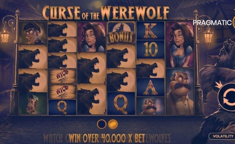 PRAGMATIC PLAY RELEASES FEARSOME CURSE OF THE WEREWOLF MEGAWAYS