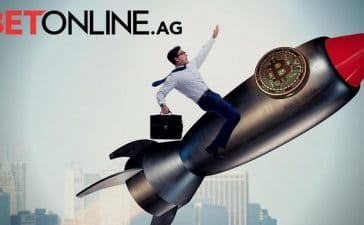 BetOnline Offers Players a 5% Boost for Bitcoin Deposits