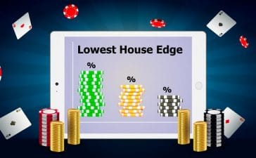 Lowest House Edge Casino Games