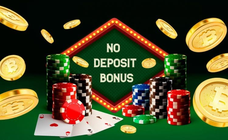 No Deposit Bonus at Bitcoin & Crypto Casinos