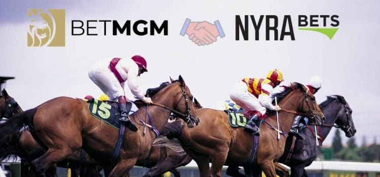 BetMGM and NYRA Bets Partner Up to Offer Mobile Wagers