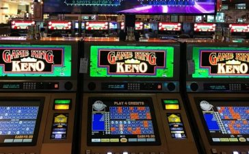 Keno parlor protection removed from the casino gambling.bill