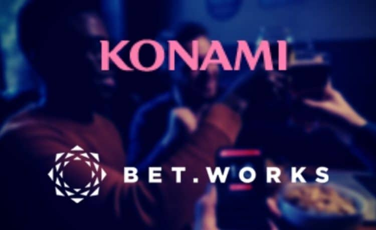 Konami Gaming and Bet. Works Join Hands to Provide Quality Sports Betting Experience