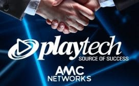 Playtech Secures a Multi-Title AMC Networks Partnership