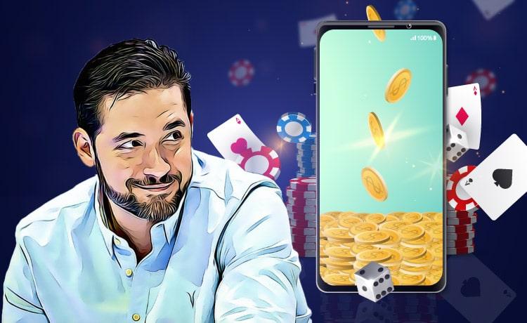 Reddit Founder Ohanian Invests in App Linking Social Media and Gambling